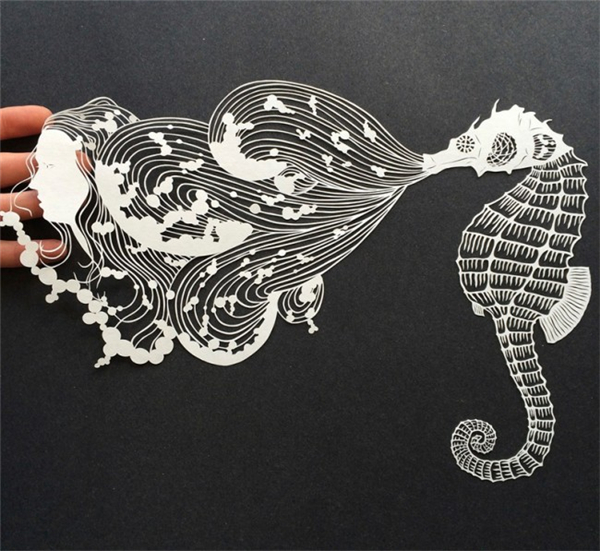 精致的纸雕(三)