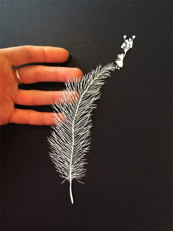 精致的纸雕(五)