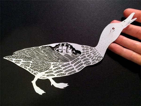 精致的纸雕(六)