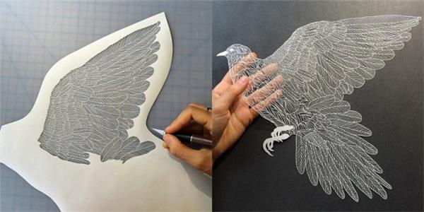 精致的纸雕(九)