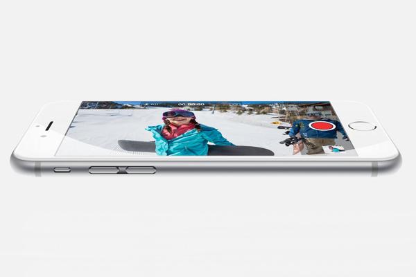 送男生的生日礼物 - 苹果手机