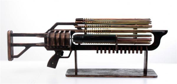 碉堡的皮筋机关枪(七)