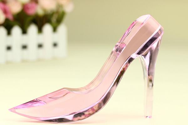 18岁生日礼物 - 水晶高跟鞋