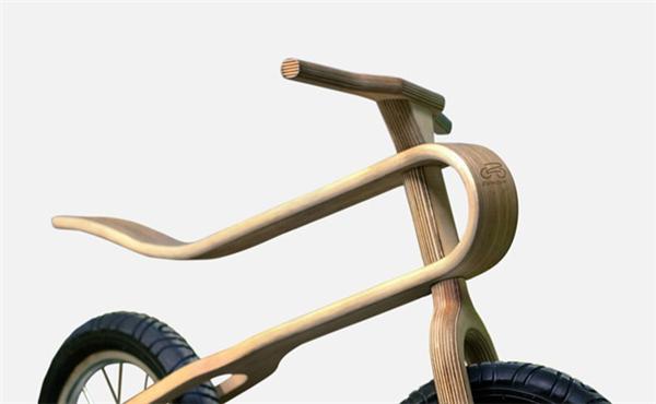 时尚儿童自行车(四)
