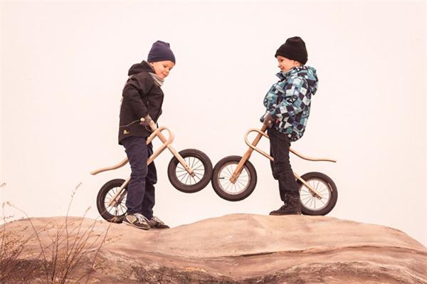 时尚儿童自行车(六)