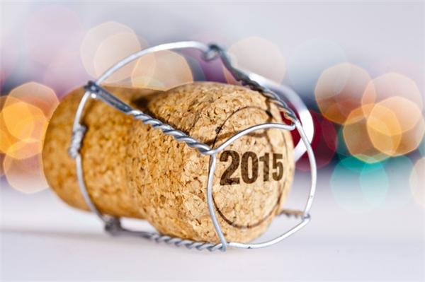 2015新年快乐创意壁纸