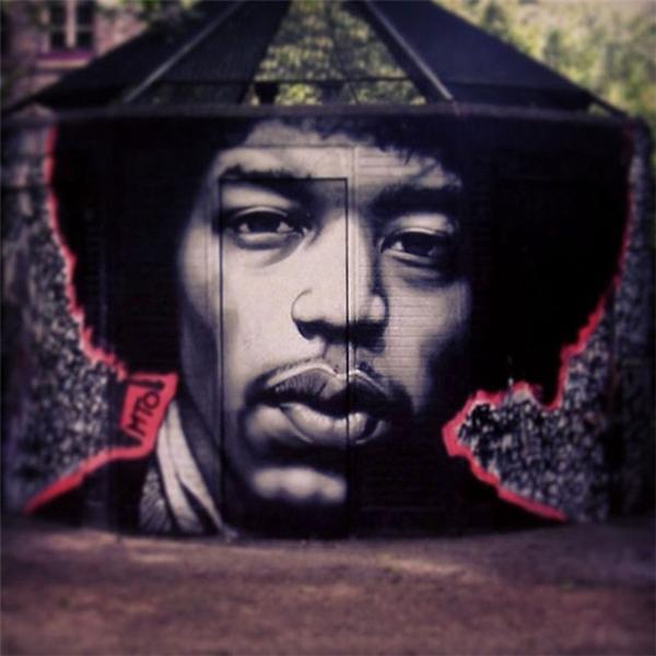 写实感的街头涂鸦(八)