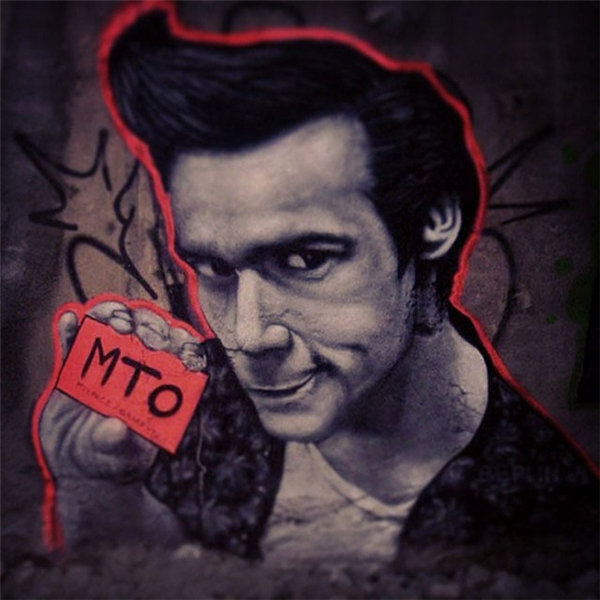 写实感的街头涂鸦(十一)