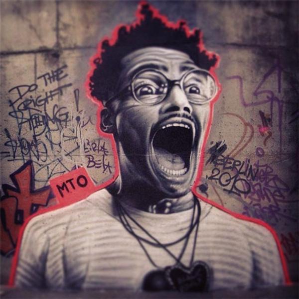 写实感的街头涂鸦(十二)