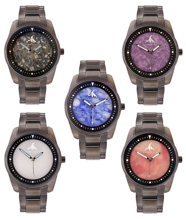 漂亮的石面手表(二)
