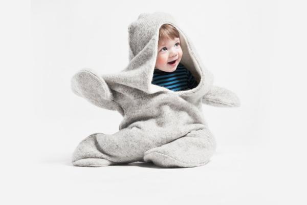 卡哇伊的婴儿海豹毯