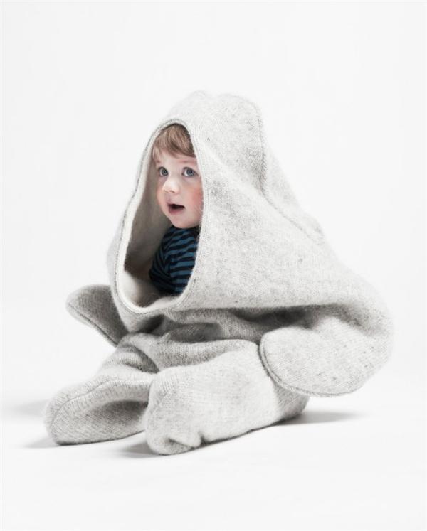 卡哇伊的婴儿海豹毯(二)