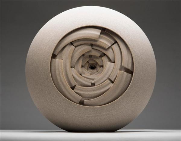 迷乱的陶瓷雕塑(二)