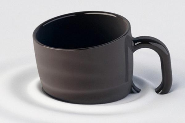 陶瓷下沉杯(四)