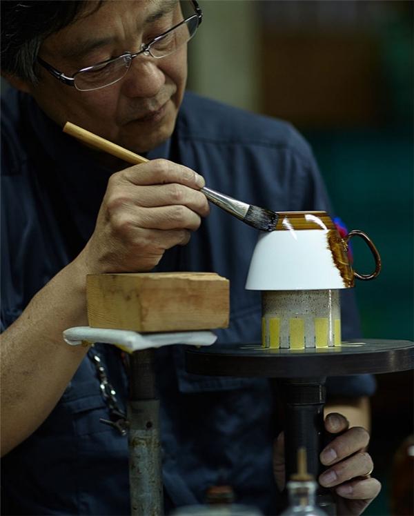镜像茶杯设计(十)