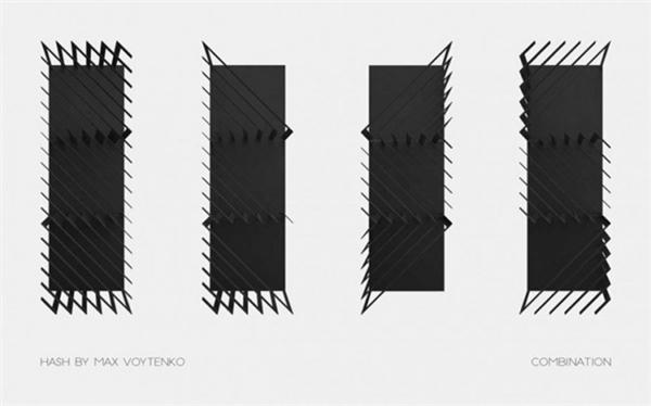 组合式模块书架(六)