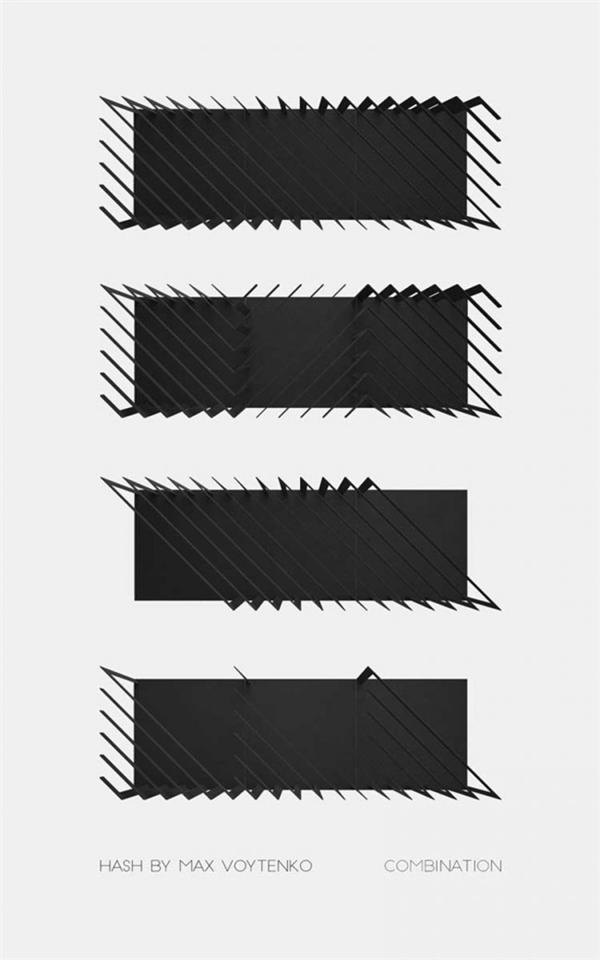 组合式模块书架(七)