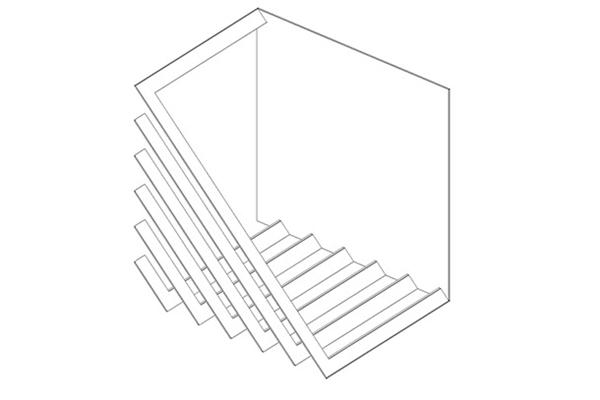 组合式模块书架(九)