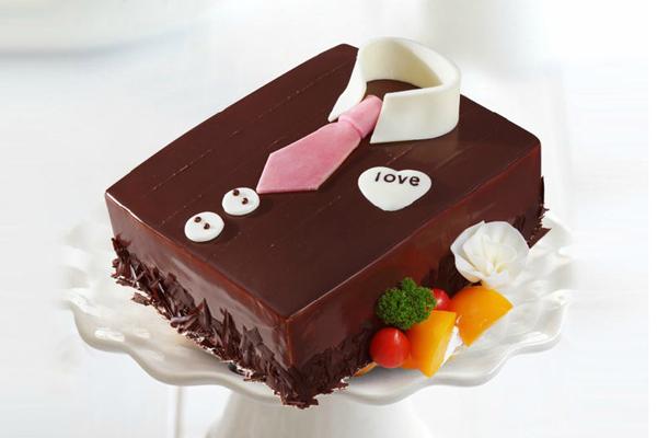 创意蛋糕 - 衬衣造型