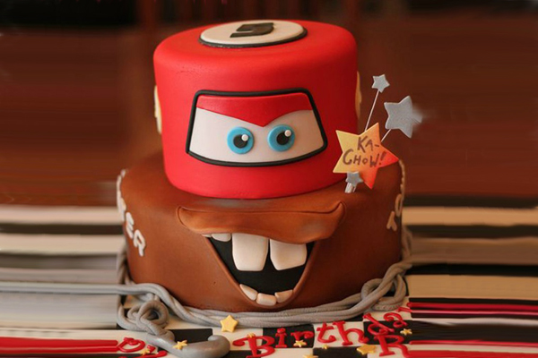 创意蛋糕 - 玩具总动员