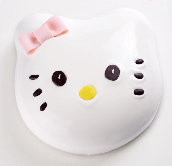 创意蛋糕 - Helloketty