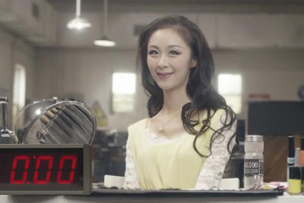 Windows 8 创意广告