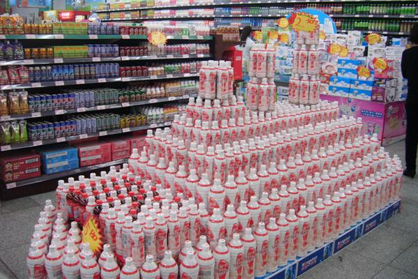 超市创意陈列(五)