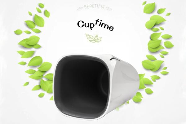Cuptime 智能水杯