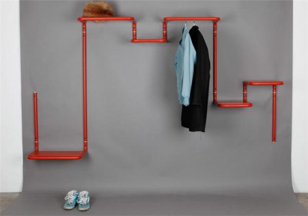 无限延长的走廊家具(三)