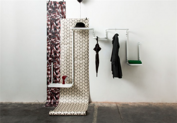 无限延长的走廊家具(四)