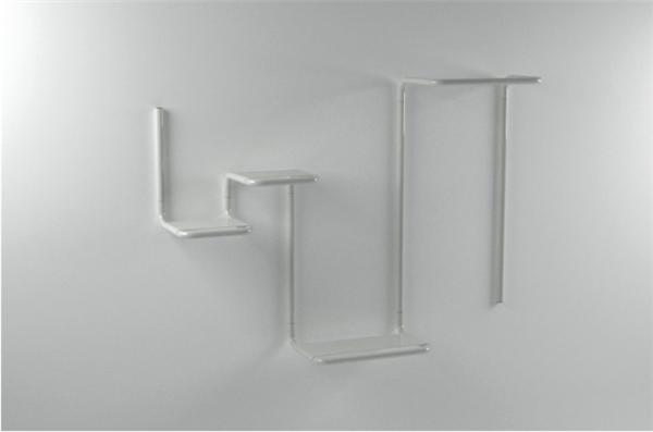 无限延长的走廊家具(五)