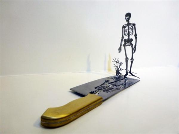 刀影中的雕刻(二)