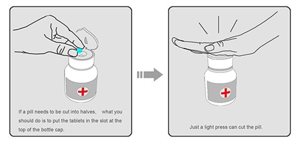 切药片瓶子设计(三)
