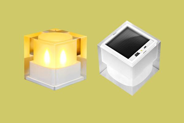 太阳能电子蜡烛灯(二)