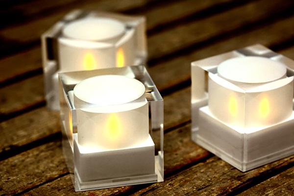 太阳能电子蜡烛灯(三)