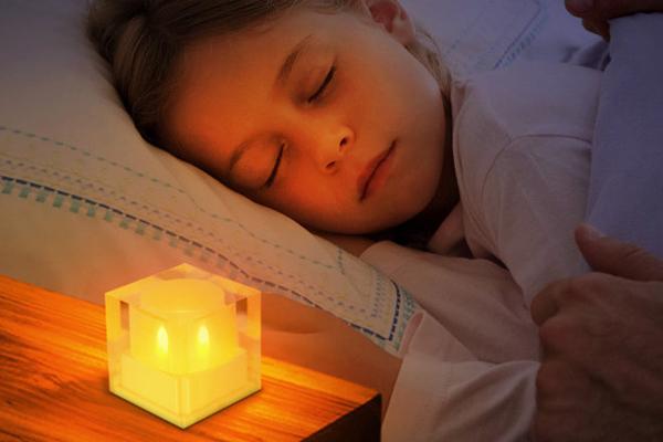 太阳能电子蜡烛灯(五)
