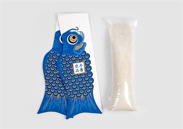年年有余米袋设计(三)