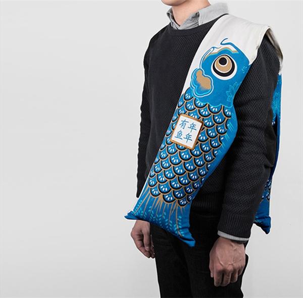 年年有余米袋设计(五)