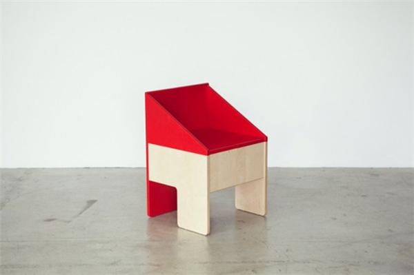 贴心的儿童玩具屋座椅(四)