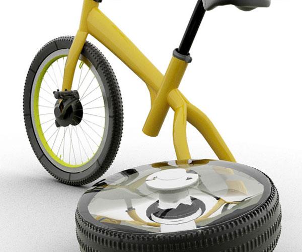 踏板驱动洗衣机(二)