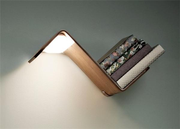 有趣的阅读灯设计(二)