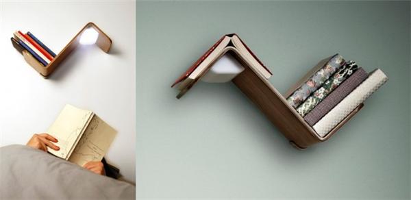 有趣的阅读灯设计(三)