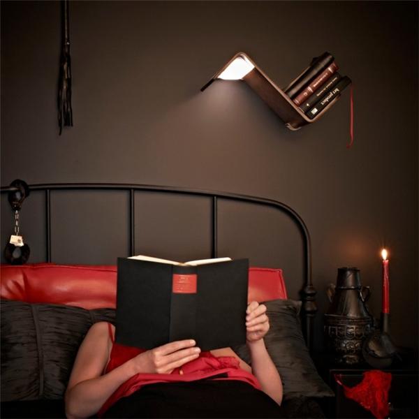 有趣的阅读灯设计(十一)