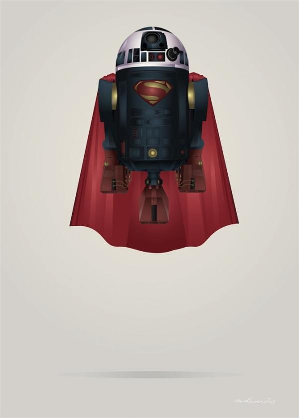 超级英雄系列形象设计(四)