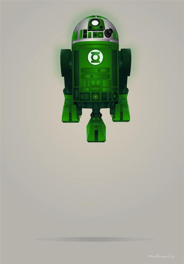 超级英雄系列形象设计(五)