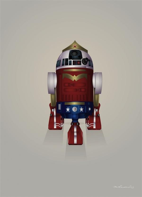 超级英雄系列形象设计(六)