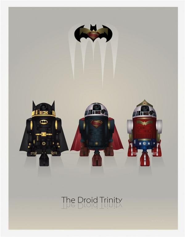 超级英雄系列形象设计(九)