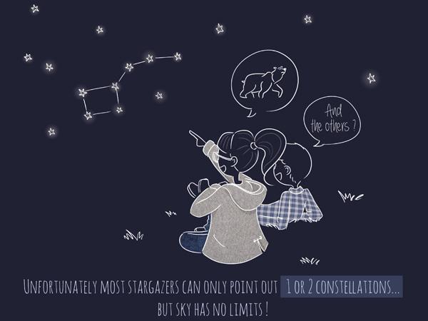 陪你一起看星星(二)
