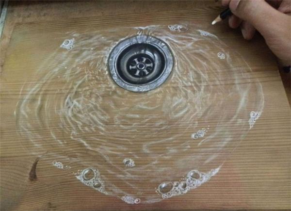 牛逼的写实木版画(四)