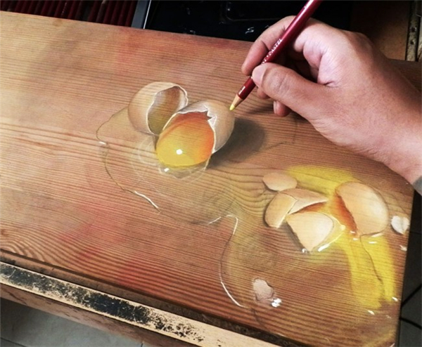 牛逼的写实木版画(十二)